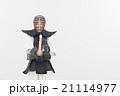 剣道をする女性 21114977