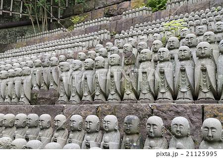 千体地蔵(長谷寺/神奈川県鎌倉市長谷) 21125995