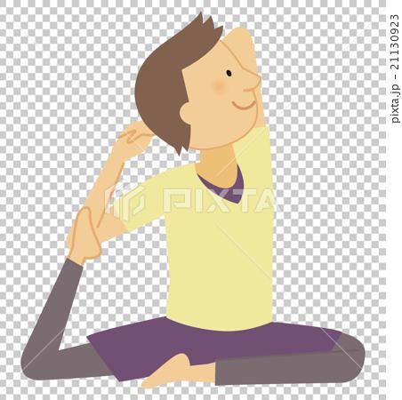 瑜伽 瑜珈 男性 21130923