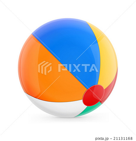 Beach Ballのイラスト素材 [21131168] - PIXTA