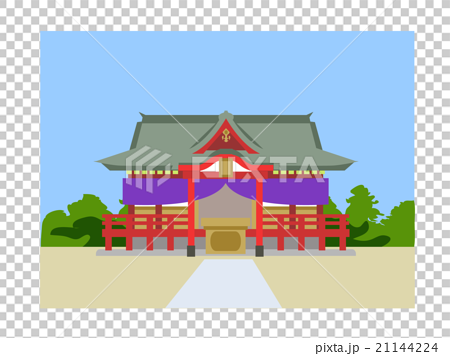 The appearance of the shrine 21144224