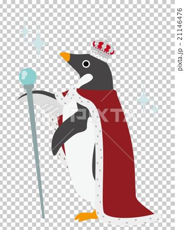 アデリーペンギン 王様 21146476