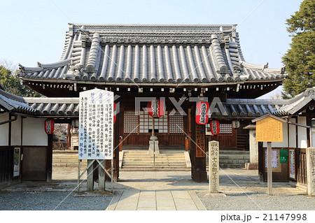 京都 北野東向観音寺 21147998