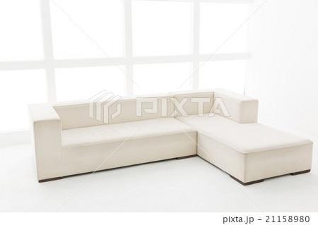 ソファーの写真素材 [21158980] - PIXTA