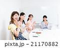 ビジネスウーマン 女性 人物の写真 21170882