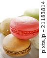 マカロン お菓子 洋菓子の写真 21183814