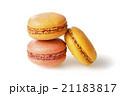 マカロン お菓子 洋菓子の写真 21183817