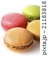 マカロン お菓子 洋菓子の写真 21183818