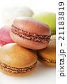 マカロン お菓子 洋菓子の写真 21183819
