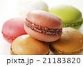 マカロン お菓子 洋菓子の写真 21183820