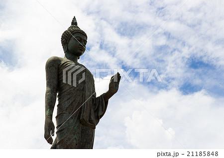Big standing Buddha at Phutthamonthon 21185848