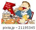 糖尿病のイメージイラスト 21195345