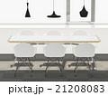 ミーティングテーブル 21208083