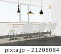 ミーティングテーブル 21208084
