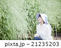 農業 女性 21235203