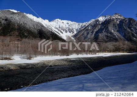 冬の北アルプス 21242064