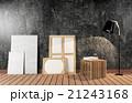 かべ 壁 空間のイラスト 21243168
