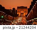 パリの夜景-25 21244204