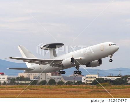 航空自衛隊E-767早期警戒管制機AWACS 21247477
