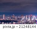東京夜景 21248144