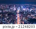 東京夜景 21248203