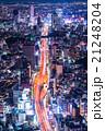 東京夜景 21248204
