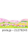 風景 春 桜 21278243