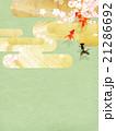 和柄 背景素材 流れのイラスト 21286692