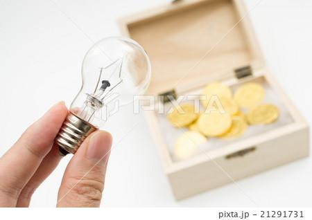 アイデア、ひらめきで一攫千金 副収入 資産運用 投資 副業 イメージ 21291731