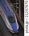 流し撮り 北陸新幹線 新幹線の写真 21297670