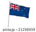 ニュージーランド  国旗 旗 アイコン  21298939