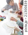 女性 シニア 手芸の写真 21300839