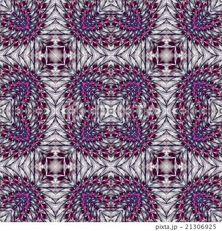 Abstract kaleidoscopic patternのイラスト素材 [21306925] - PIXTA