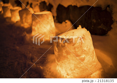 小樽雪あかりの路 イメージカット(小樽運河会場) 21318135