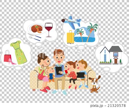 家庭 家族 家人 21320578