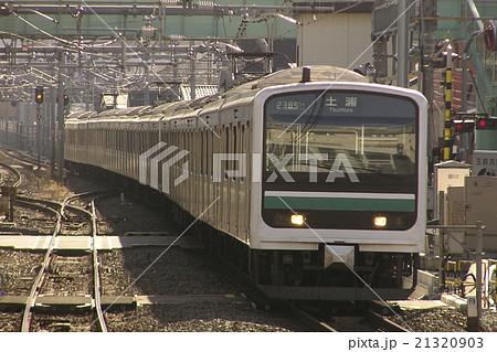 [JJ]常磐線E501系(上野乗り入れ時代) 21320903