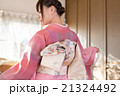 How to dress in kimono 21324492