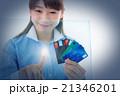 タッチパネル操作、指紋認証のイメージ 21346201