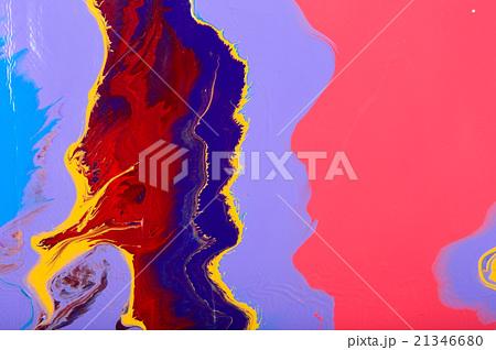 Abstract art backgroundのイラスト素材 [21346680] - PIXTA