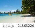 イル・デ・パン カヌメラ湾 ニュー・カレドニアの写真 21363220