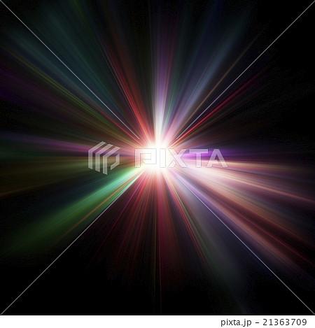光の放射 21363709