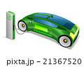 EV 充電 ベクターのイラスト 21367520