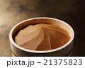 味噌 味噌樽 調味料の写真 21375823