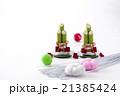 門松 正月 新年の写真 21385424