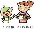 お弁当 親子 21394031