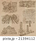 Architecture - hand drawn vector pack 21394112