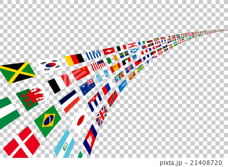 Flag of the world arch 21408720