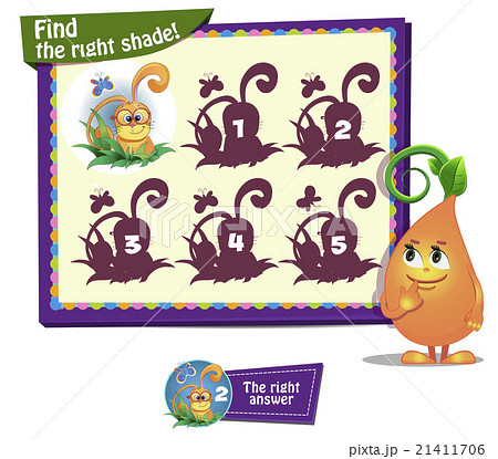 Find the right shadeのイラスト素材 [21411706] - PIXTA