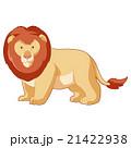 ライオン マンガ 漫画のイラスト 21422938