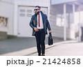ビジネスマン ビジネス 男の写真 21424858